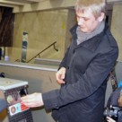 MTS's NFC ticketing in action in Novosibirsk