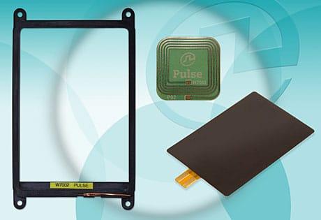Pulse NFC antennas