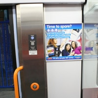 """KBH has put 12 NFC and QR """"touchpoints"""" in each of 360 carriages"""