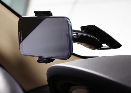 BMW's smartphone holder