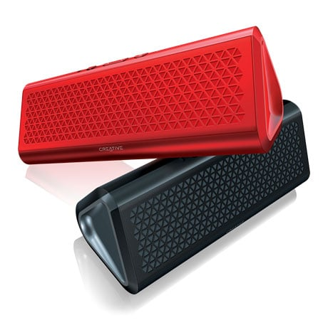 Creative Airwave HD portable speaker with NFC