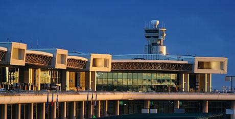 Milan's Malpensa airport