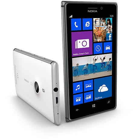 Nokia Lumia 925 with NFC