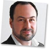 Proxama CEO Neil Garner