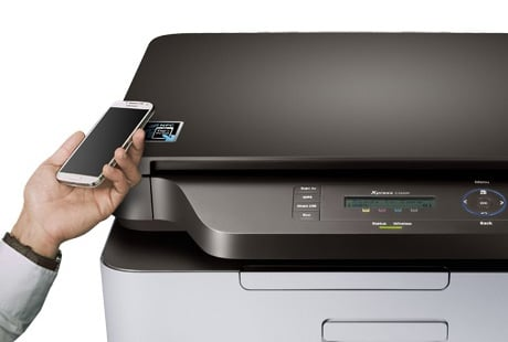 Samsung's Xpress series printers come with NFC