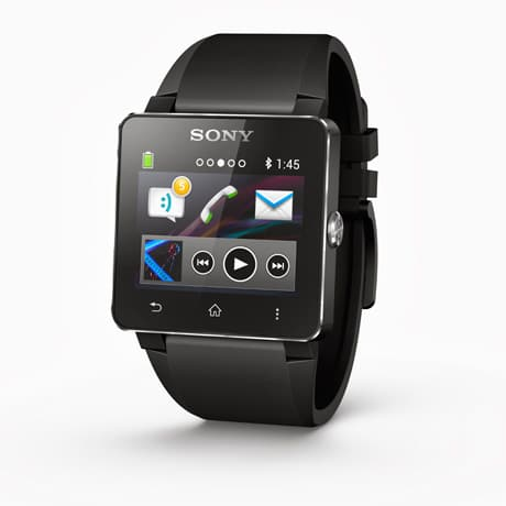 Sony SmartWatch 2 with NFC