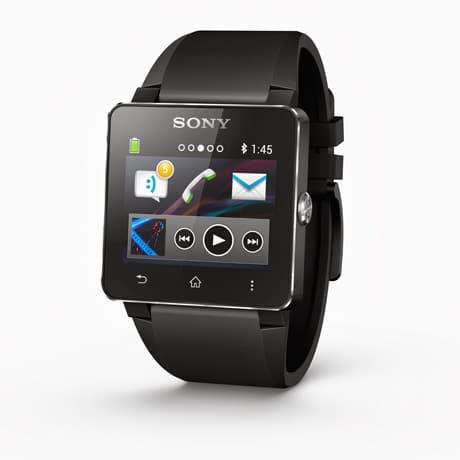 Sony SmartWatch 2 with NFC