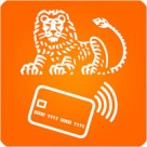 The ING Pay mobile wallet app's icon