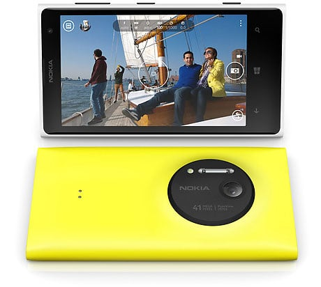 Nokia Lumia 1020 with NFC