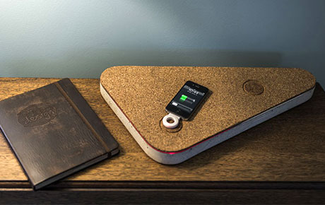 Inductive Charging Mouse Induction Charging Pads