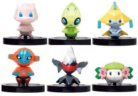 Pokemon Rumble U NFC figurines. Image: amazon.co.jp