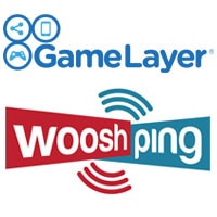 GameLayer and Wooshping