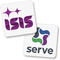 Isis and American Express Serve