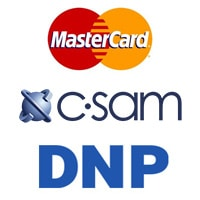 MasterCard, C-Sam and DNP