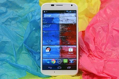 The Motorola Moto X has NFC