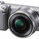 Sony NEX-5T compact camera with NFC