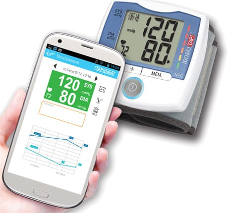 Hong Kong based Plus Prevention is set to launch a range of NFC-enabled healthcare devices
