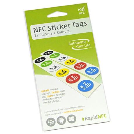 A RapidNFC NFC Retail Pack