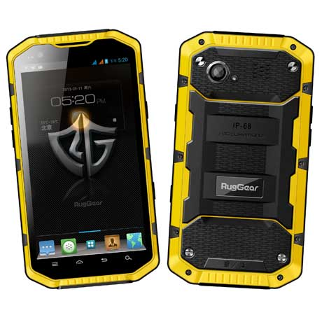 Ruggear To Launch Military Spec Rugged