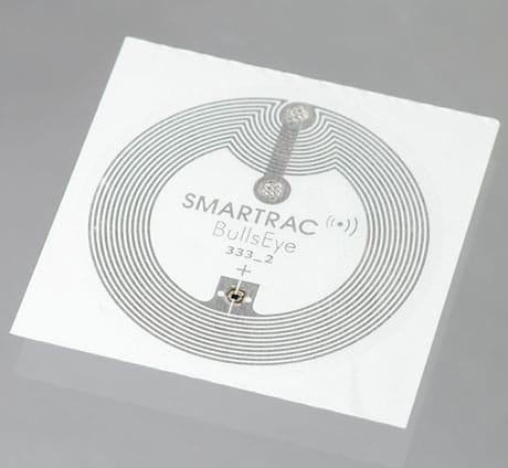 Smartrac's Bullseye nTag 210
