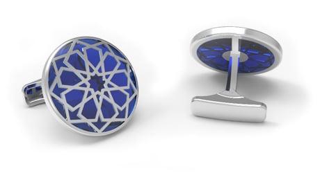 Amodoria's NFC cufflinks