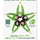 Lloyds Pharmacy's NFC poster