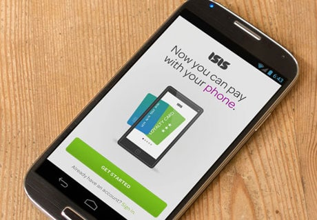 Isis NFC payments are now available across the US