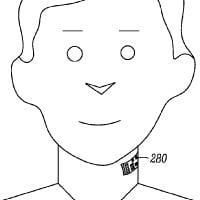 Motorola's electronic tattoo