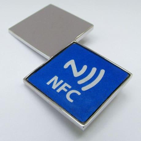 Siignia iiD NFC jewellery prototype
