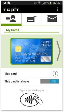 Swisscom's Tapit NFC wallet app is in beta test