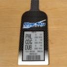 Vanguard ID's ViewTag NFC luggage tag