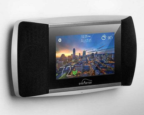 Allure Energy's EverSense smart thermostat