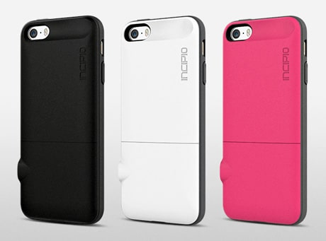 Incipio's Cashwrap NFC cases