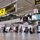 Schiphol aitport terminal