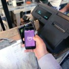 Zapp can use NFC to initiate payments