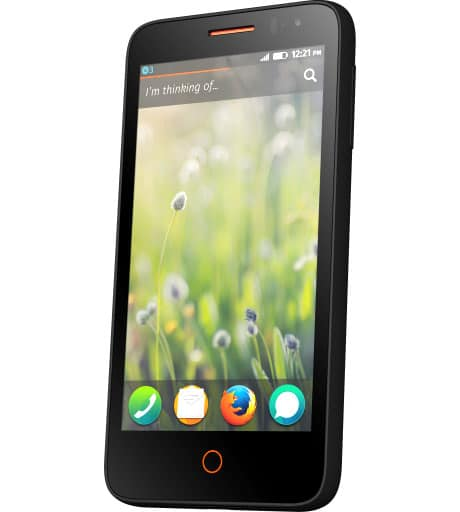 Firefox OS Flame reference device