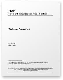 EMVCo Payment Tokenization Specification Technical Framework v1