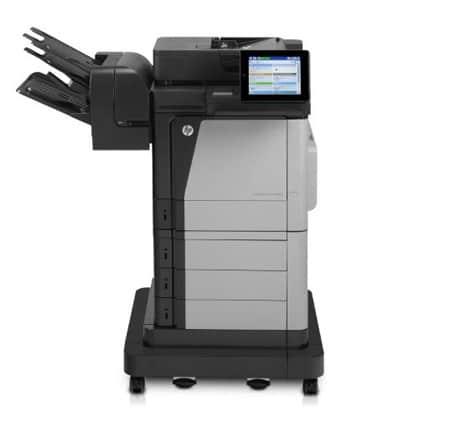HP LasjerJet M651 printer
