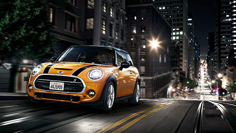 The Mini F56 is the latest car from the BMW-owned brand