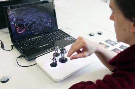 The Prodigy NFC role playing game