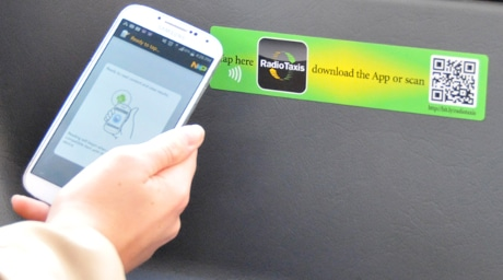Radio Taxis NFC