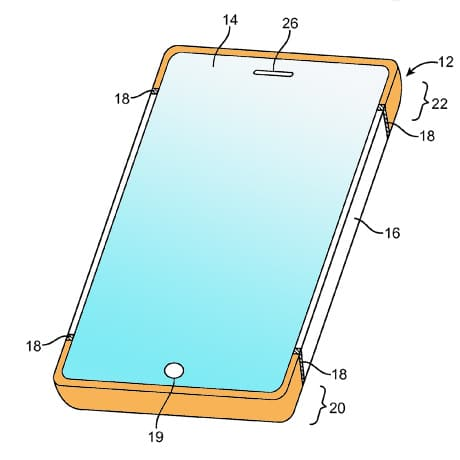 Apple NFC antenna patent application