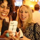 Revellers are guided between bars by an iBeacon powered iPhone app