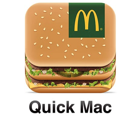 McDonalds Quick Mac