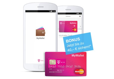 MyWallet has launched in Germany