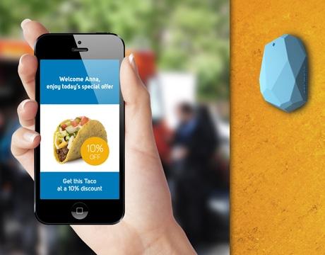nTrust Estimote payment app