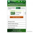 TD Canada Trust's NFC mobile wallet