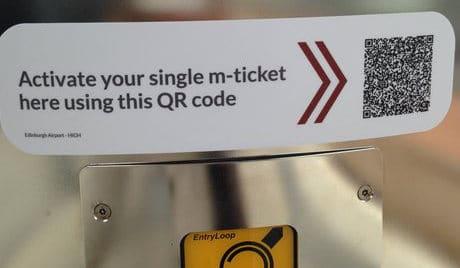 Edinburgh_tram_QR