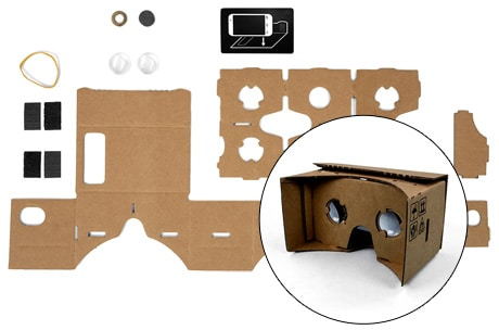 Google cardboard instructions step by step