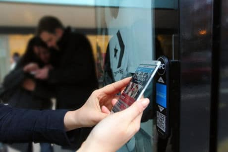 Clear Channel Connect NFC